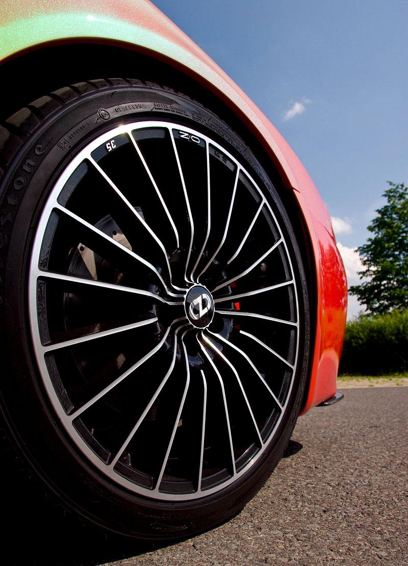 Škoda Octavia RS – Pavoučí muž: - fotka 38