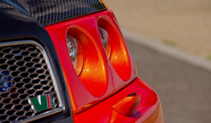 Škoda Octavia RS – Pavoučí muž: - fotka 48