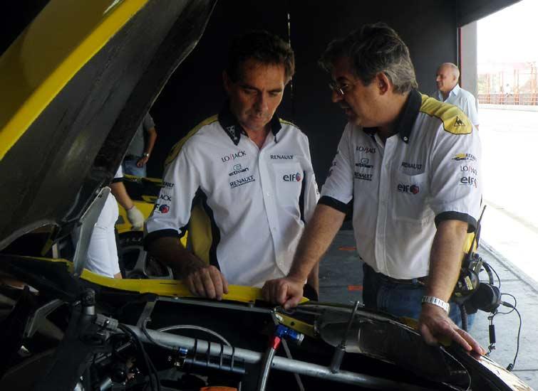Renault Fluence TC2000: Budu závodníkem!: - fotka 5