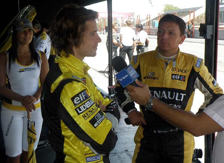 Renault Fluence TC2000: Budu závodníkem!: - fotka 6