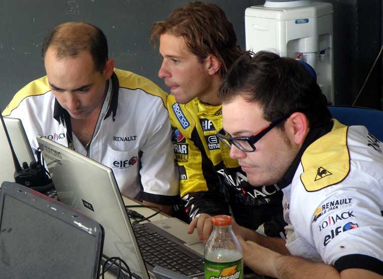 Renault Fluence TC2000: Budu závodníkem!: - fotka 9