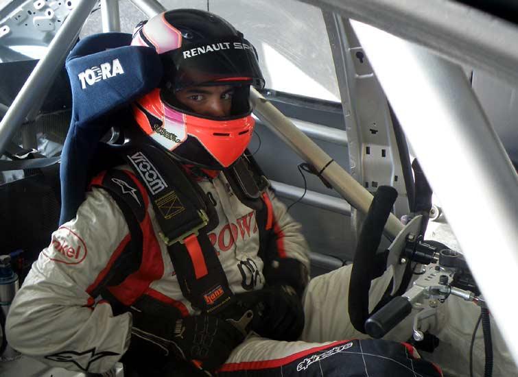 Renault Fluence TC2000: Budu závodníkem!: - fotka 20
