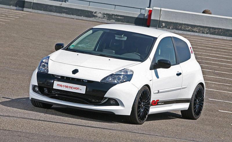 MR Car Design Renault Clio R.S.: přivítejte 220 koní: - fotka 2