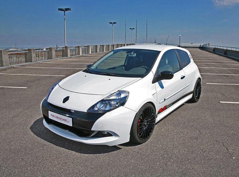 MR Car Design Renault Clio R.S.: přivítejte 220 koní: - fotka 3