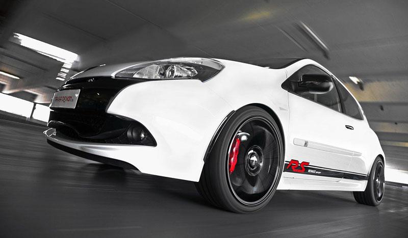 MR Car Design Renault Clio R.S.: přivítejte 220 koní: - fotka 4