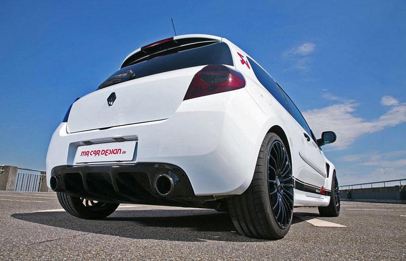 MR Car Design Renault Clio R.S.: přivítejte 220 koní: - fotka 6