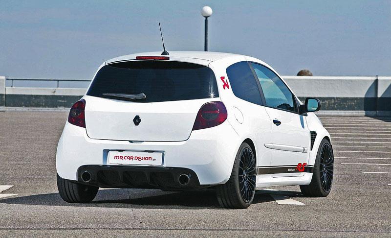 MR Car Design Renault Clio R.S.: přivítejte 220 koní: - fotka 7