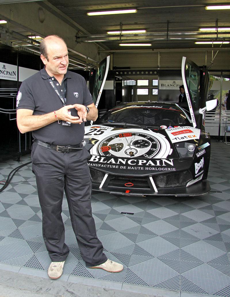 FIA GT1 v Brně: výsledky, velká galerie a povídání s Hansem Reiterem: - fotka 123