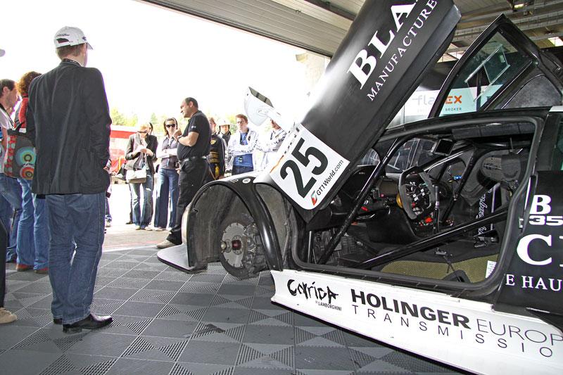 FIA GT1 v Brně: výsledky, velká galerie a povídání s Hansem Reiterem: - fotka 124