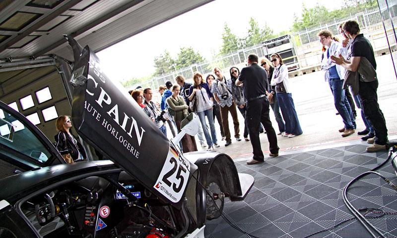 FIA GT1 v Brně: výsledky, velká galerie a povídání s Hansem Reiterem: - fotka 126