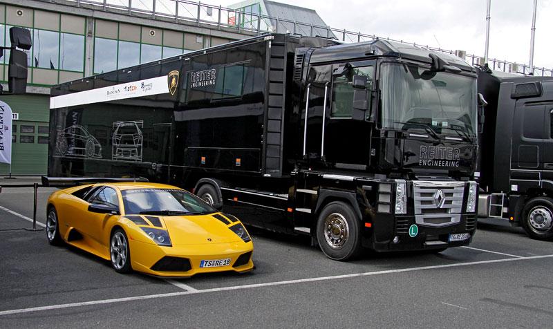 FIA GT1 v Brně: výsledky, velká galerie a povídání s Hansem Reiterem: - fotka 137