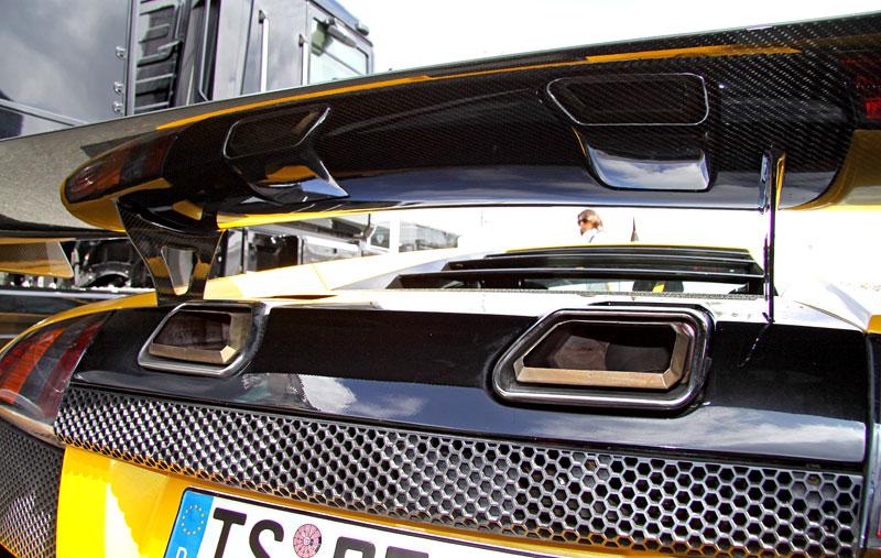FIA GT1 v Brně: výsledky, velká galerie a povídání s Hansem Reiterem: - fotka 141
