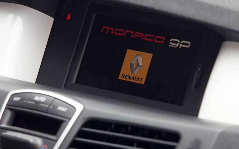Renault Laguna Coupé Monaco GP: Limitovaná série na českém trhu: - fotka 2