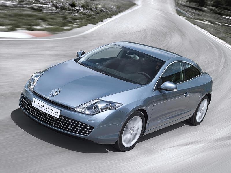 Renault Laguna Coupe přichází na český trh: - fotka 28