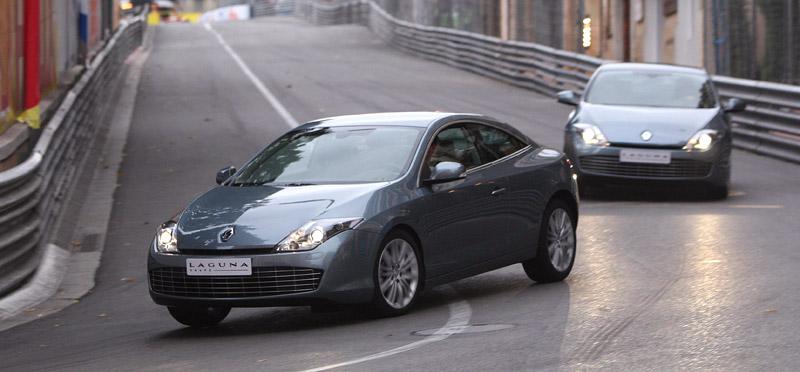 Renault Laguna Coupe přichází na český trh: - fotka 29