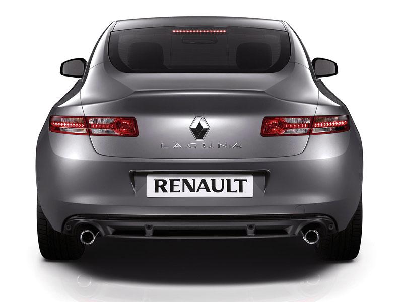 Renault Laguna Coupe přichází na český trh: - fotka 57