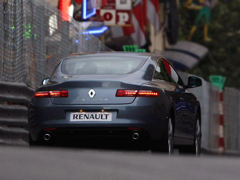 Renault Laguna Coupe přichází na český trh: - fotka 56