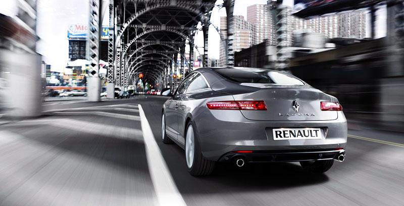 Renault Laguna Coupe přichází na český trh: - fotka 58