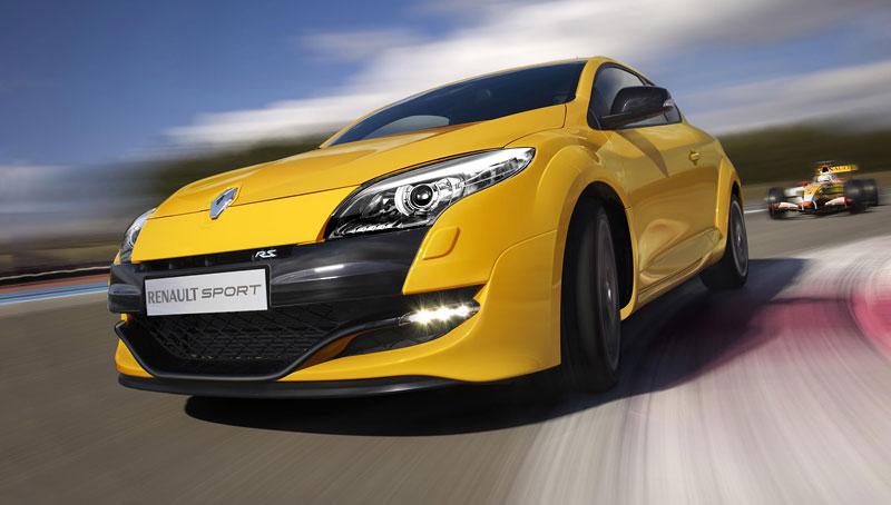 Autosalon Ženeva: Mégane Renault Sport: - fotka 17