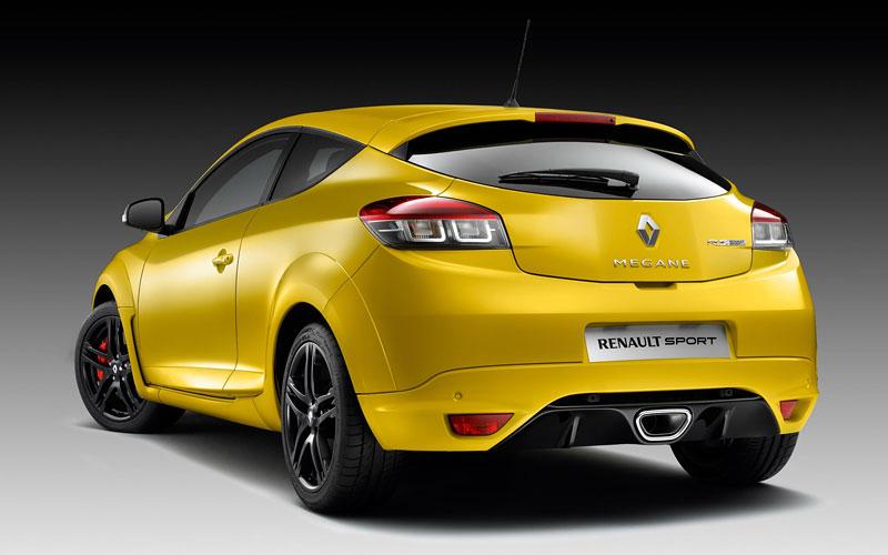 Autosalon Ženeva: Mégane Renault Sport: - fotka 22