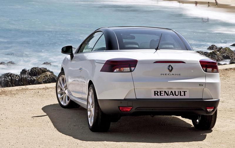 Renault Mégane CC: když střecha, tak skleněná (podrobnější informace a velká fotogalerie): - fotka 65
