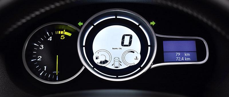 Za volantem: Renault Mégane Coupé: - fotka 1