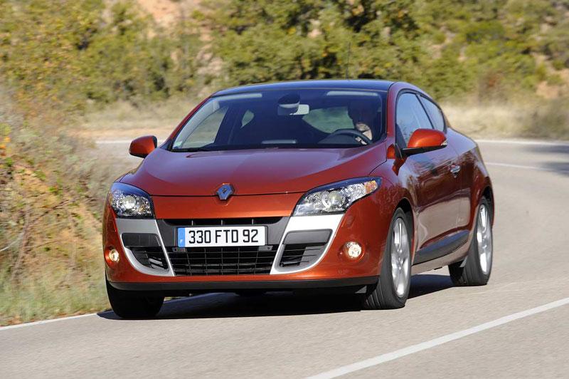 Za volantem: Renault Mégane Coupé: - fotka 10