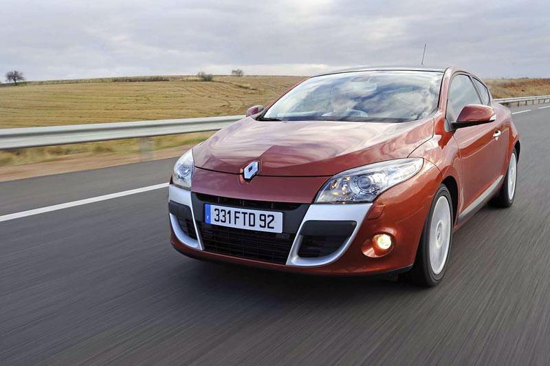 Za volantem: Renault Mégane Coupé: - fotka 19