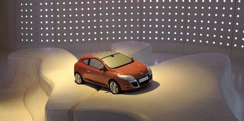 Za volantem: Renault Mégane Coupé: - fotka 37