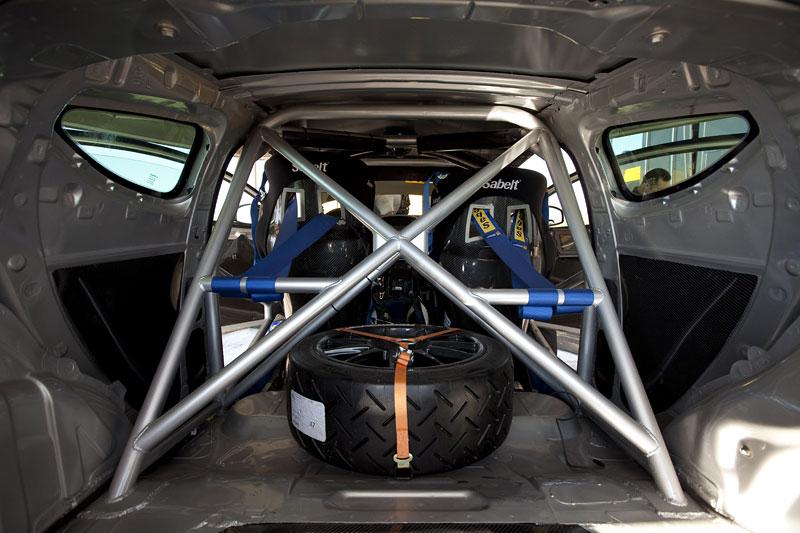 Renault představuje Megane RS v rallyové specifikaci N4: - fotka 5