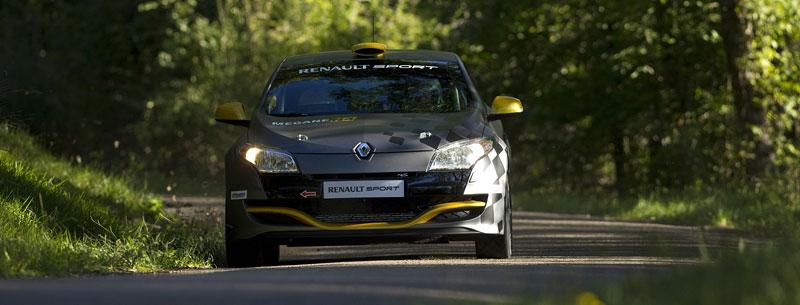 Renault představuje Megane RS v rallyové specifikaci N4: - fotka 7