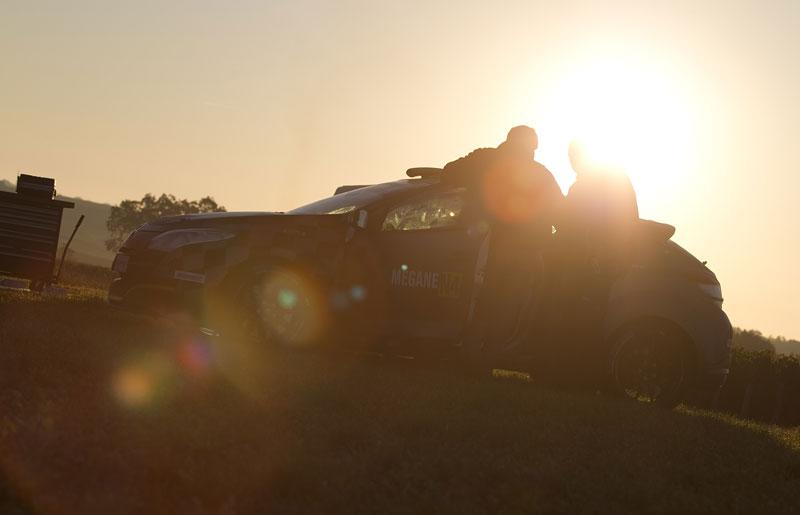 Renault představuje Megane RS v rallyové specifikaci N4: - fotka 27