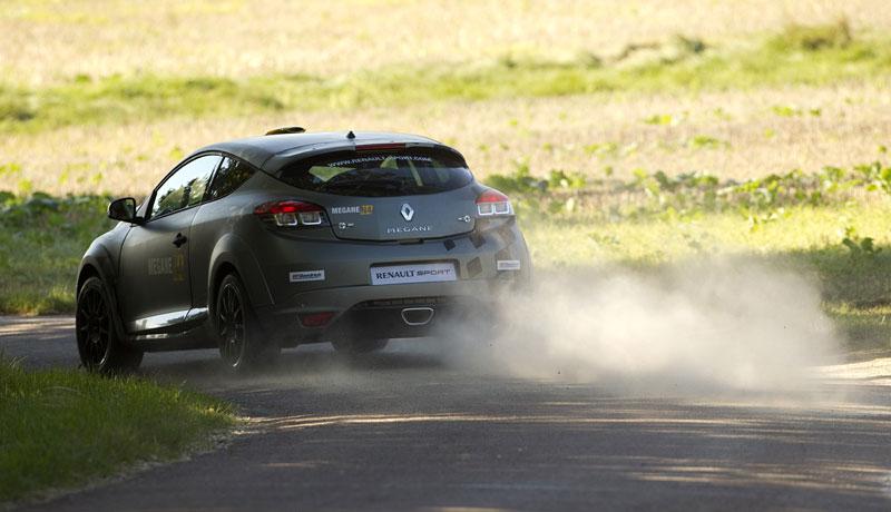 Renault představuje Megane RS v rallyové specifikaci N4: - fotka 53
