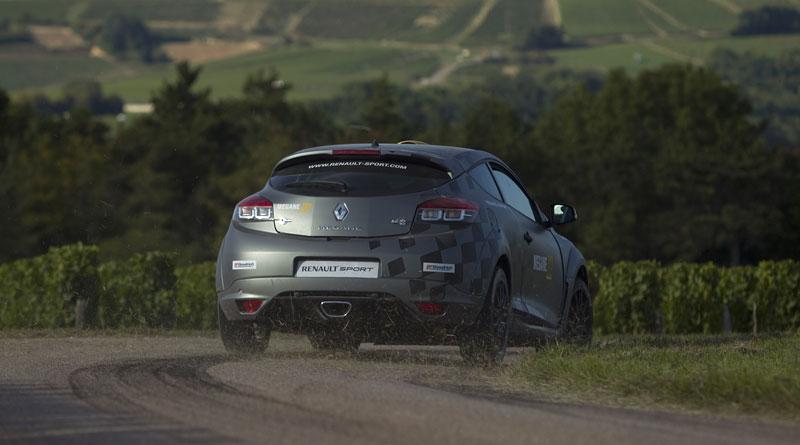 Renault představuje Megane RS v rallyové specifikaci N4: - fotka 55