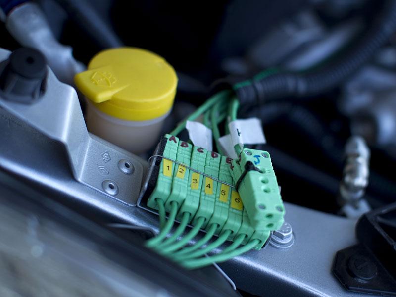 Renault představuje Megane RS v rallyové specifikaci N4: - fotka 78