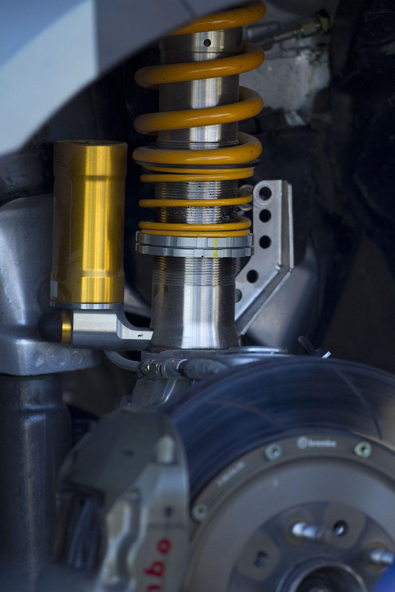 Renault představuje Megane RS v rallyové specifikaci N4: - fotka 88