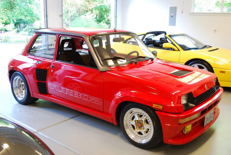 Renault R5 Turbo II z roku 1985 ve špičkovém stavu je na prodej: - fotka 10