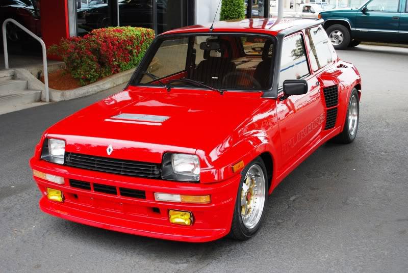 Renault R5 Turbo II z roku 1985 ve špičkovém stavu je na prodej: - fotka 11