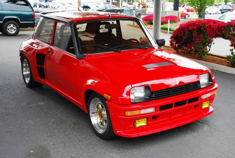 Renault R5 Turbo II z roku 1985 ve špičkovém stavu je na prodej: - fotka 12