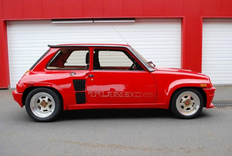 Renault R5 Turbo II z roku 1985 ve špičkovém stavu je na prodej: - fotka 14