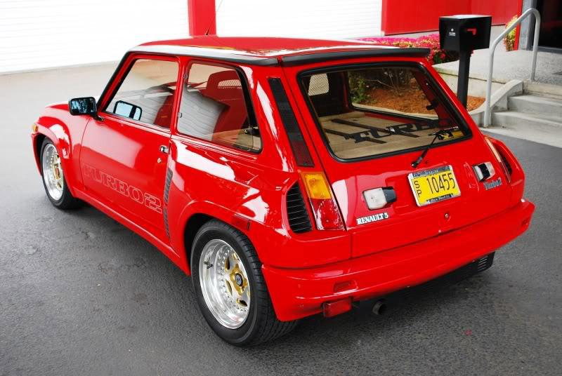 Renault R5 Turbo II z roku 1985 ve špičkovém stavu je na prodej: - fotka 16