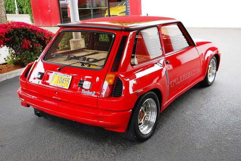 Renault R5 Turbo II z roku 1985 ve špičkovém stavu je na prodej: - fotka 17