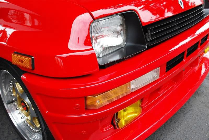 Renault R5 Turbo II z roku 1985 ve špičkovém stavu je na prodej: - fotka 27