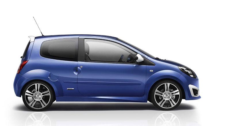 Twingo Gordini: levnější než RS: - fotka 9