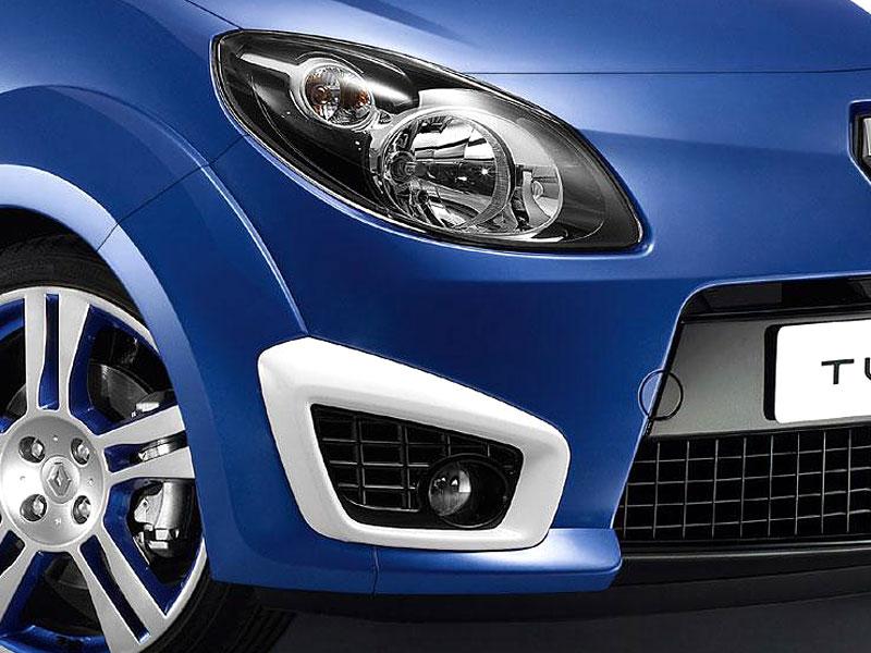 Twingo Gordini: levnější než RS: - fotka 11