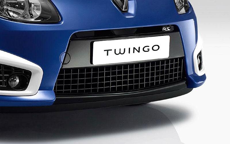 Twingo Gordini: levnější než RS: - fotka 12