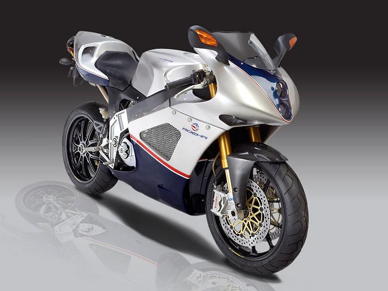 Roehr 1250sc: supersport s motorem z Harleye: - fotka 1
