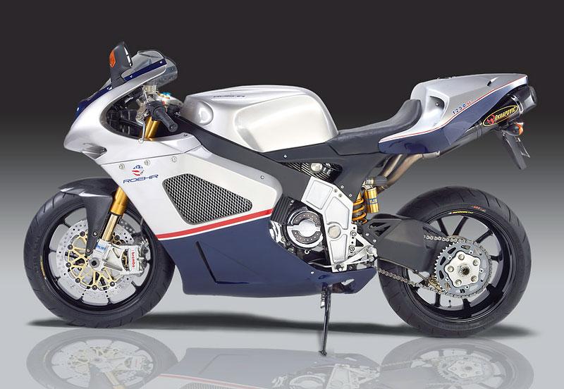 Roehr 1250sc: supersport s motorem z Harleye: - fotka 3