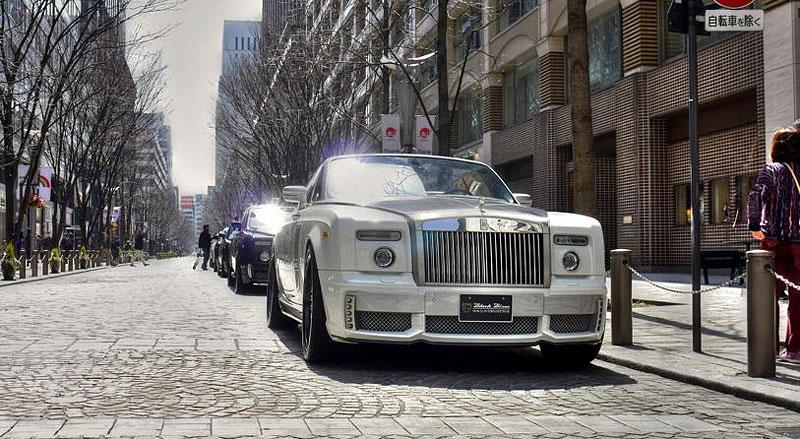 Rolls-Royce Phantom Party Tokyo podruhé: - fotka 2