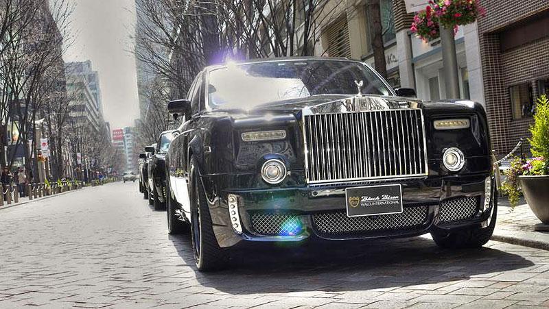 Rolls-Royce Phantom Party Tokyo podruhé: - fotka 3